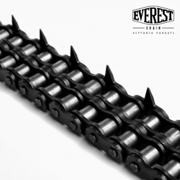 Chains with tip shaped attachment