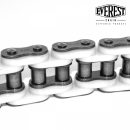 conveyor chain for metal sheet